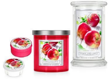 Cortland Apple by Kringle Candles - ist in der Schweiz erhältlich bei Creativa 1001 Geschenkideen in Aarau