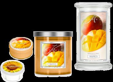Kringle Candle Mango ist in der Schweiz erhältlich bei Creativa 1001 Geschenkideen in Aarau