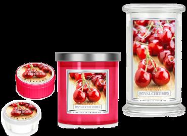 Kringle Candle Royal Cherries ist in der Schweiz erhältlich bei Creativa 1001 Geschenkideen in Aarau