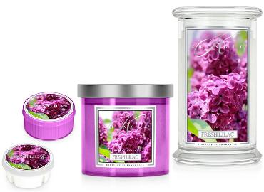 Kringle Candle Fresh Lilac ist in der Schweiz erhältlich bei Creativa 1001 Geschenkideen in Aarau