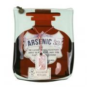 Disaster Designs Make-Up Bag - Apothecary Arsenic