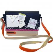 Disaster Designs Messenger Bag - Note To Self