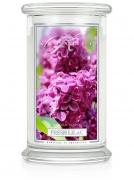 Kringle Candle Large Classic Jar -2 Docht - Fresh Lilac
