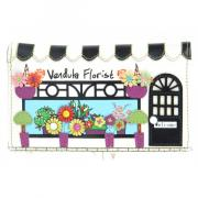 "Vendula Florist Fit-All Medium Wallet ""Florist"""