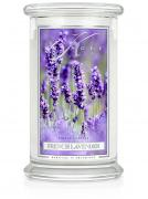 Kringle Candle Large Classic Jar - 2 Docht - French Lavender