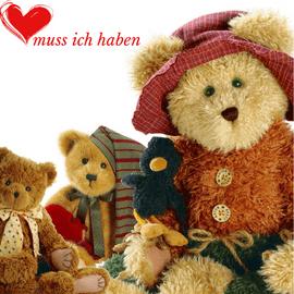 Seltene Teddybären von Boyds Bears sind im Creativa in Aarau erhältlich