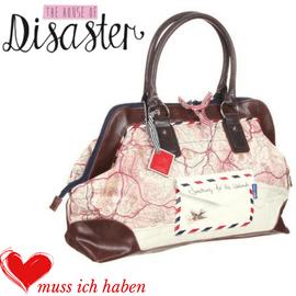 Disaster Design-Handtaschen sind bei Creativa 1001 Geschenkideen in Aarau erhältlich
