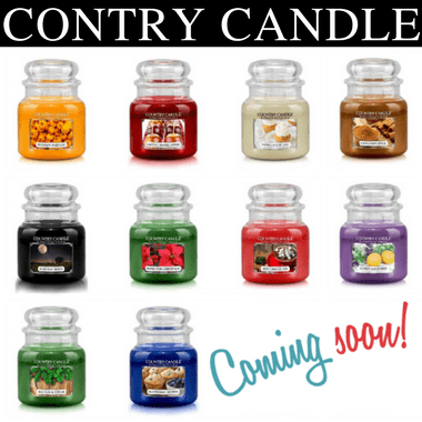 Kringle Candles Country Candles im Creativa in Aarau erhältlich