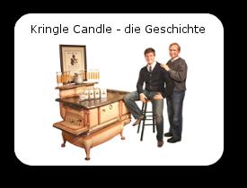 Kringle Candles - ein amerikanischer Traum