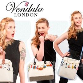 MAG 2016 Creativa 1001 Geschenkideen - die coolen Taschen von Vendula London werden ein ein wahrer Publikumsliebling