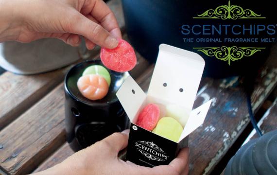 Scentchips - die edlen Duftchips mit dem authentischem Duft - jetzt im Creativa