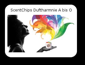 ScentChips Duftharmonie A bis O
