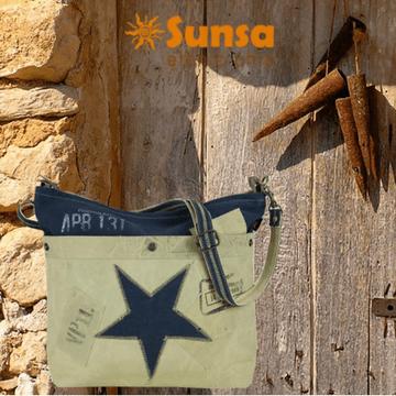Sunsa Vintage Umhängetasche Hobo Bag - jetzt neu im Creativa in Aarau erhältlich