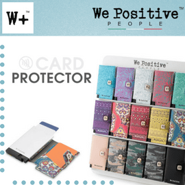 WePositive Card Protectors und weitere positive Accessoires kaufe ich im Creativa in Aarau