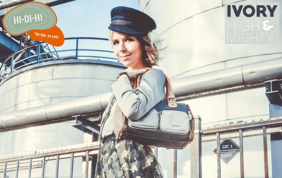 hi di hi Damenhandtasche, günstige Spitzenqualität - jetzt neu im Creativa in Aarau erhältlich