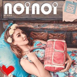Noi Noi Design-Handtaschen sind bei Creativa 1001 Geschenkideen in Aarau erhältlich