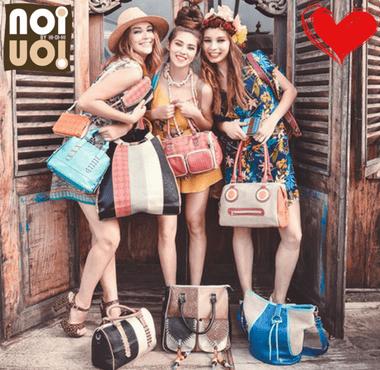 Noi Noi Fashion Accessoires 2017 - jetzt im Creativa in Aarau erhältlich