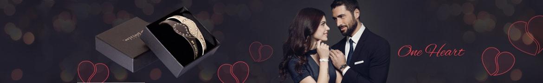 We Positive Armband One Heart - jetzt im Creativa in Aarau an der Pelzgasse 7 erhältlich