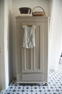 Vintage Paint Kreidefarbe Warm Latte von Jeanne d'Arc Living
