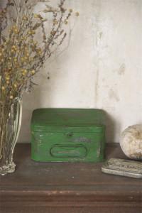 Vintage Paint Kreidefarbe Bright Green von Jeanne d'Arc Living