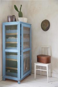 Vintage Paint Kreidefarbe Dusty Blue von Jeanne d'Arc Living