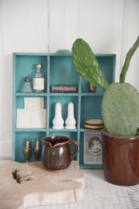 Vintage Paint Kreidefarbe Old Turquoise von Jeanne d'Arc Living